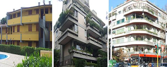 impresa edile roma facciate